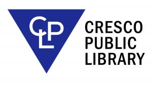 Cresco Public Library Home Button